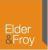 Elder & Froy, Ilminster logo