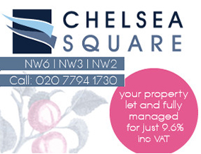 Get brand editions for Chelsea Square, West Hampstead