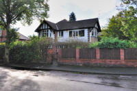Detached property for sale in Lyme Road, Hazel Grove...