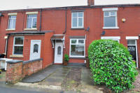 Terraced home in Dialstone Lane, Offerton...
