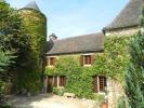 Manor House in Aquitaine, Dordogne...