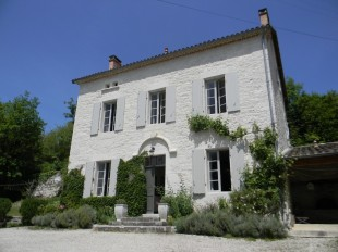 5 bedroom Country House in Midi-Pyr�n�es, Lot, C�zac
