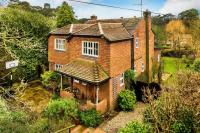 Detached property in Gorse Lane, Farnham