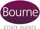 Bourne Estate Agents, Farnham branch logo