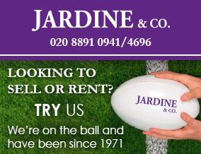Get brand editions for Jardine & Co, Twickenham