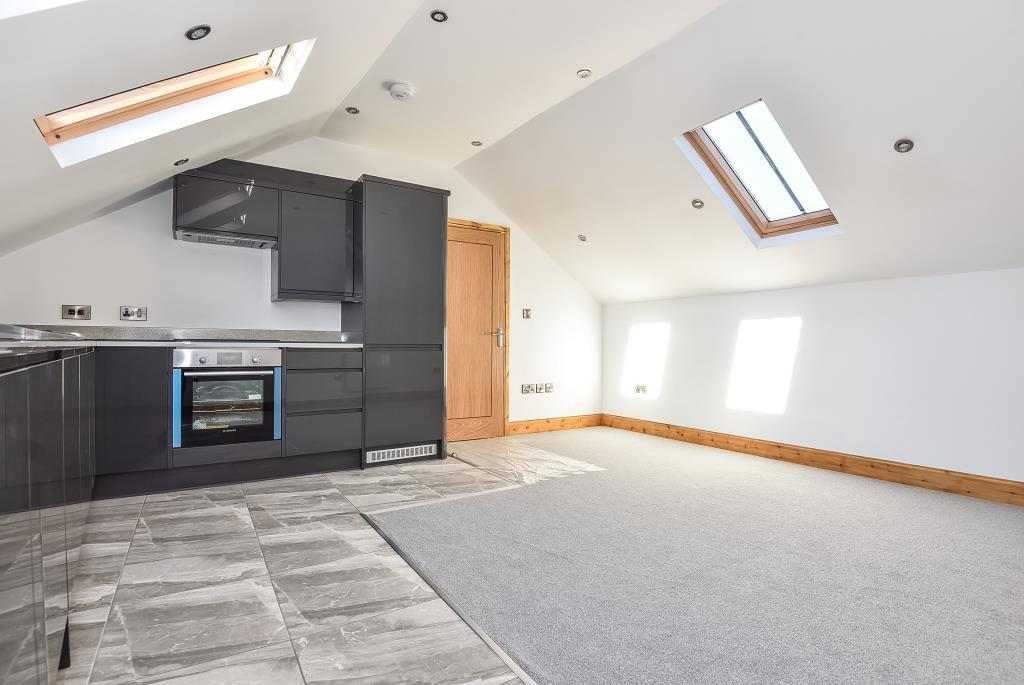 Kitchen Reception Area
