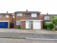 4 bed Detached house for sale in Brompton Close...