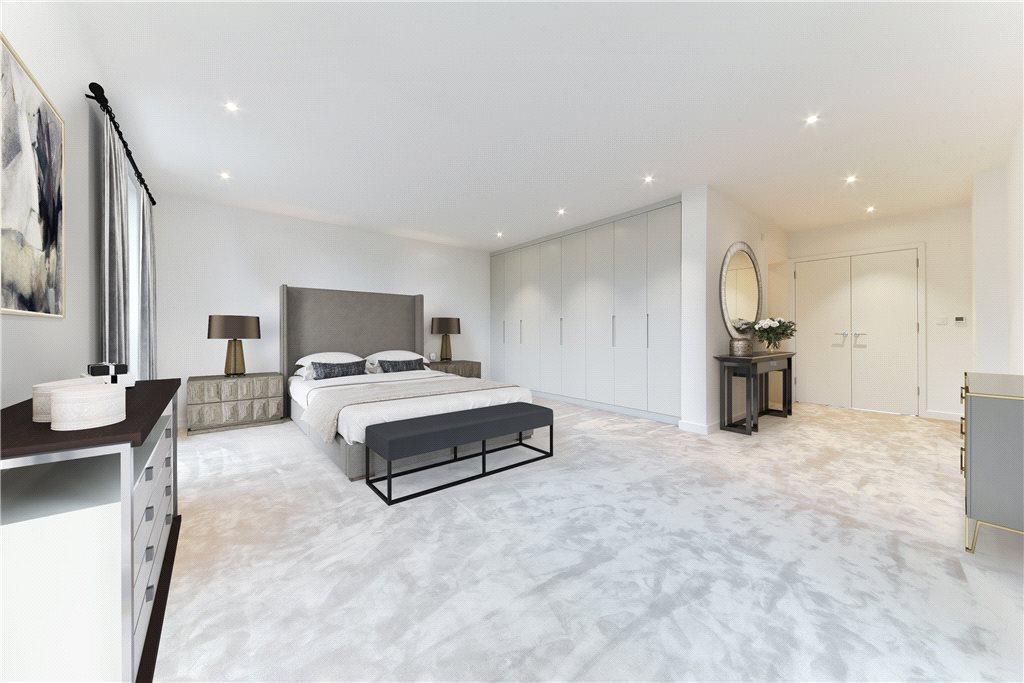 Kubik,Master Bedroom