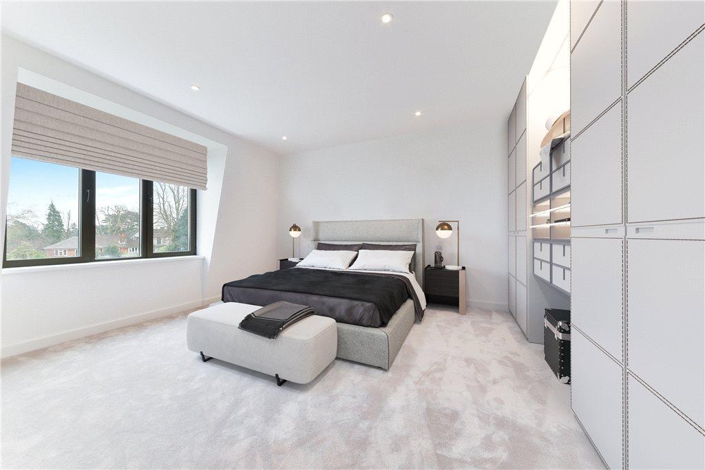 Kubik,Secondary Bedroom