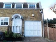 Leeward Gardens semi detached house to rent