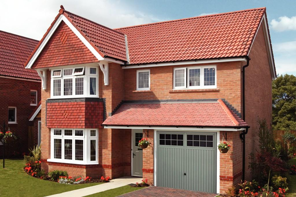4 Bedroom Detached House For Sale In Buckshaw Village Chorley Pr7 Pr7