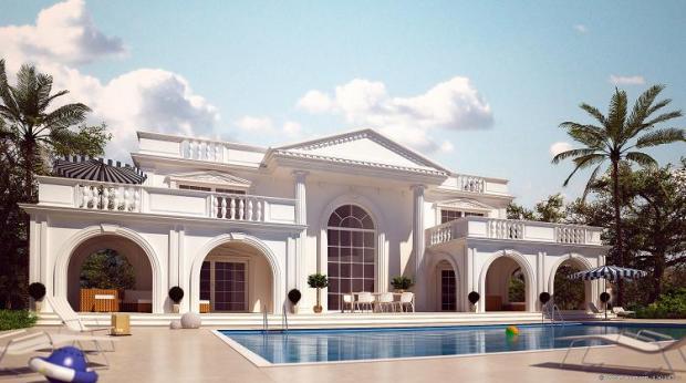 5 Bedroom Detached Villa For Sale In Mugla Dalaman