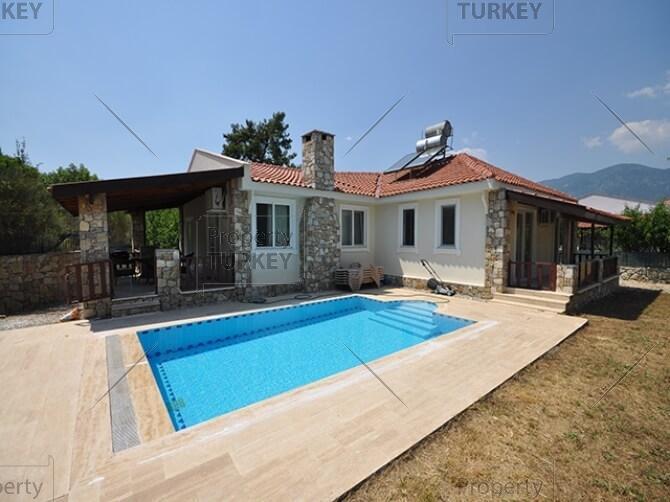 3 bed Bungalow for sale in Üzümlü, Fethiye, Mugla