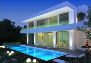 new development for sale in Mugla, Bodrum, Gumusluk