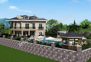 4 bedroom new development in Mugla, Fethiye, Ovacik