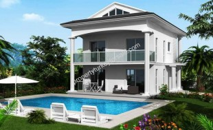 3 bedroom new development in Mugla, Fethiye, Ovacik