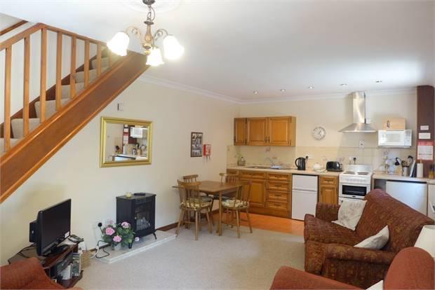 Honeysuckle Cottage Living Room