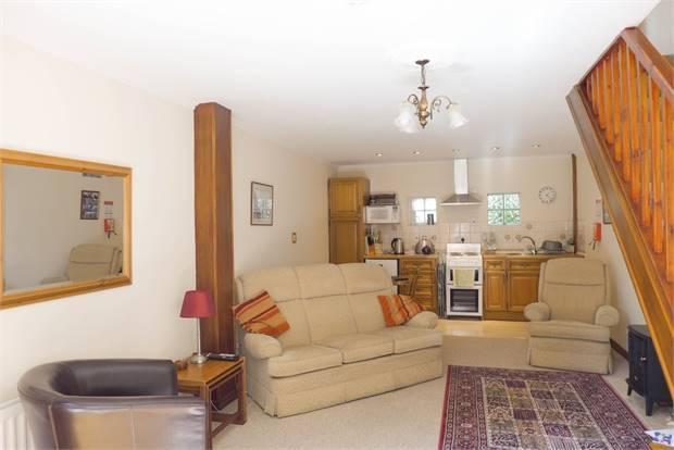 Jasmine Cottage Living Room