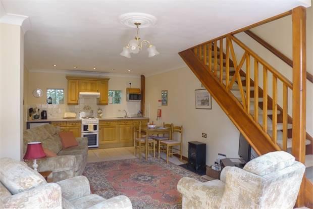 Foxglove Cottage Living Room