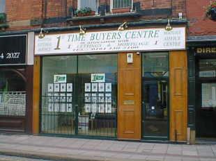 First Time Buyers Centre, Ashton-Under-Lynebranch details