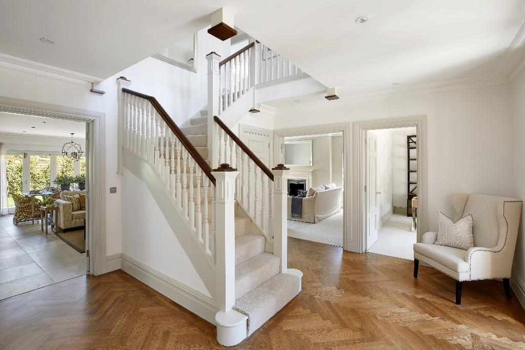 Newcourt Residential,Stair