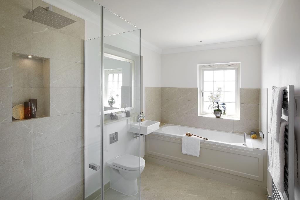 Newcourt Residential,Bathroom