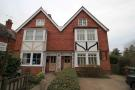 semi detached home in Heartenoak Road...