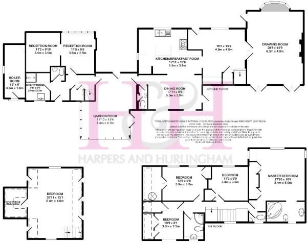 Floor Plan, House