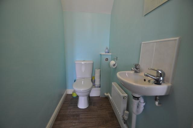 Cloakroom/Downstairs W/C