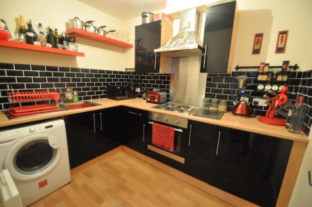 Modern Fitted Kitchen