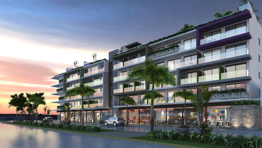 1 bedroom Apartment in Playa del Carmen...