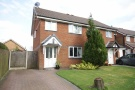 semi detached home to rent in Templecombe Drive...