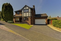 4 bedroom Detached home in Leigh Close, Tottington...