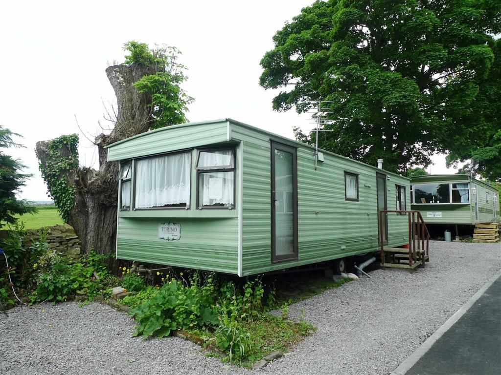 2 bedroom mobile home for sale in leyburn caravan park leyburn dl8. Black Bedroom Furniture Sets. Home Design Ideas