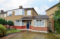 4 bedroom semi detached house in Inverness Avenue, Enfield