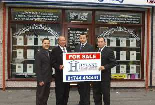 Hyland Estate Agents, St. Helensbranch details