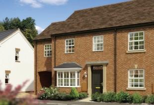 The Furlongs by Crest Nicholson Ltd, Attwood Lane, Holmer, Hereford, HR1