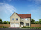 5 bed new home for sale in Sappi Road, Glenrothes...