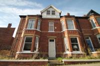 Terraced house for sale in Scarcroft Hill, York...