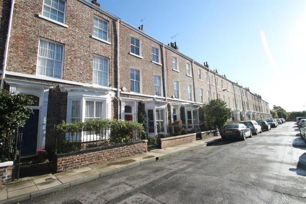 4 Bedroom Terraced House For Sale In East Mount Road York