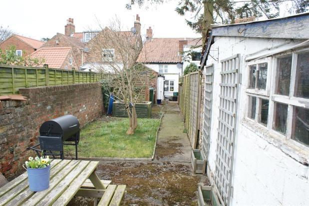 Garden & Rear Elevation
