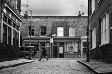 Stirling Ackroyd, Mare Street, E8