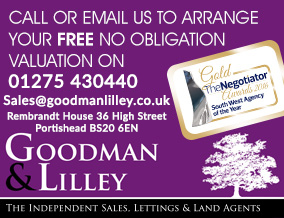 Get brand editions for Goodman & Lilley, Portishead