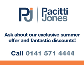 Get brand editions for Pacitti Jones, Shawlands