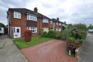 3 bed semi detached property in Crest Gardens...