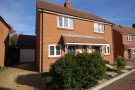 2 bed semi detached property to rent in Juziers Drive...