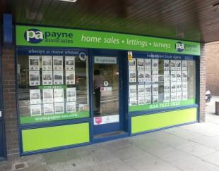 Payne Associates, Coventrybranch details