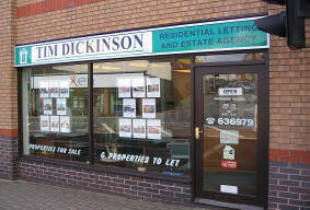 Tim Dickinson Property Services, Hinckleybranch details