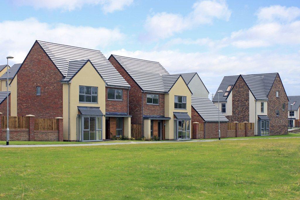 New Build Homes Shiney Row