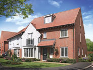 4 bed new development in Houghton Road, St. Ives...